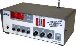 Ramsey FM100BEX Hi Power FM Stereo Transmitter Kit