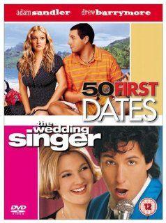 The Wedding Singer Adam Sandler, Drew Barrymore, Rob