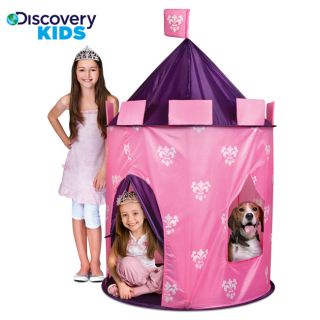 Discovery Kids Indoor/ Outdoor Princess Play Castle Today $28.99 4.5