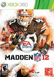 Xbox 360   Madden NFL Football 12   By Electronic Arts