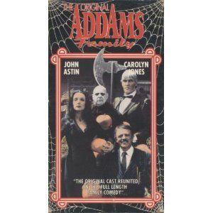 The Original Addams Family: John Astin: Movies & TV