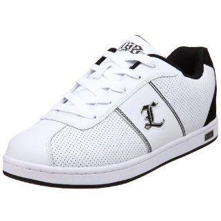 Lugz Mens Bruizer Fashion Athletic,White/Black,6.5 D US Shoes