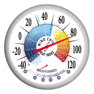 """Taylor Precision Products 90078 13.37"""" Bold Thermometer"""