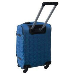 Jenni Chan Links 360 Quattro 21 inch Blue Spinner Upright