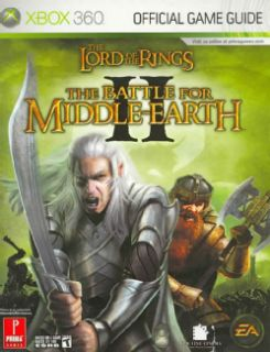 Lord of the Rings, Battle for Middle Earth II Xbox 360