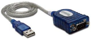 Plugable USB to RS 232 DB9 Serial Adapter (Prolific