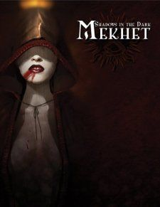 Shadows in the Dark Mekhet (Vampire The Requiem) Howard Ingham