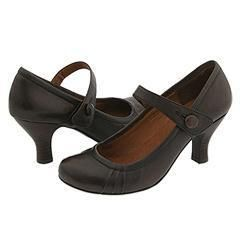 Steve Madden Clasikal Brown Leather Pumps/Heels