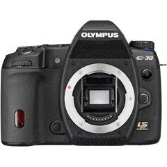 Olympus E30 12.3MP Digital SLR with Image Stabilization