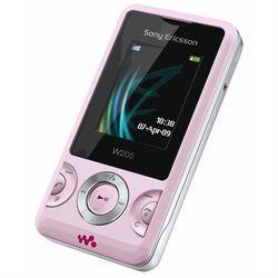 Avis Sony Ericsson W205 Pink –
