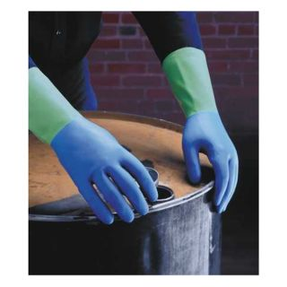 Mapa AFR 282 Chemical Resistant Glove, 26 mil, Sz 8, PR