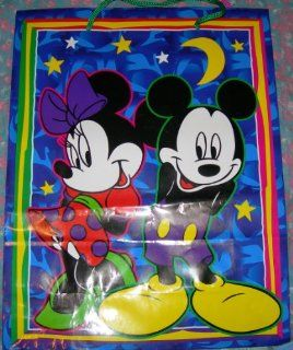 Mickey Mouse and Minnie Mouse Decorative Gift Bag Kitchen