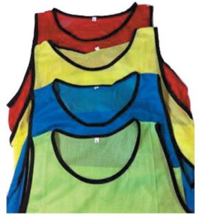ASET Deluxe Training Vests (Set of 10) (Call 1 800 234 2775 to order