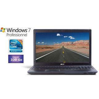 Acer TravelMate 5740 333G32Mn   Achat / Vente ORDINATEUR PORTABLE Acer