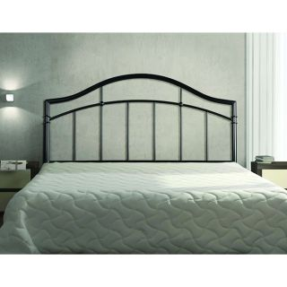 Satin Black Queen/ Full size Combo Headboard