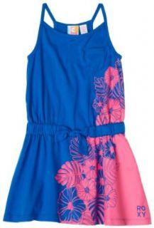 Roxy Girls 2 6x Teenie Wahine Roadster Dress,Princess Blue