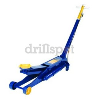Hein Werner HW93667 4 WLL Blue/Yellow Air/Manual Service Jack Be