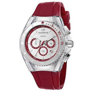 TechnoMarine Womens Cruise Mirror Dial Watch
