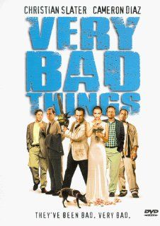 Very Bad Things Christian Slater, Daniel Stern, Cameron