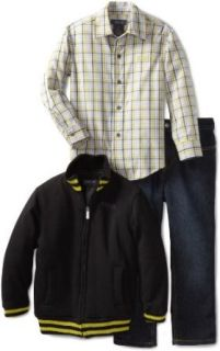 Kenneth Cole Boys 2 7 Toddler Jacket with Shirt and Jean