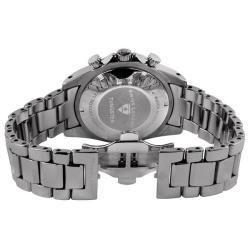 Swiss Legend Mens Tungsten Pro Chronograph Tungsten Watch
