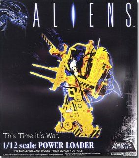 Aliens Powerloader Die Cast 1/12 Scale Toys & Games