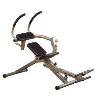 Best Fitness Semi Recumbent Ab Bench