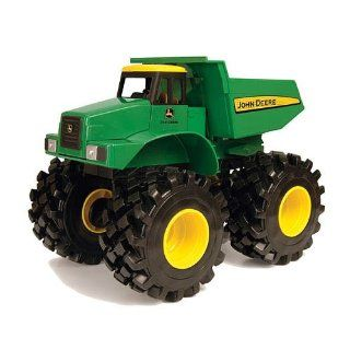 John Deere Monster Treads Shake N Sounds   Dump Truck