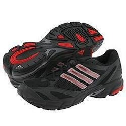 adidas Running Uraha Black/Solid Red/Iron Metallic