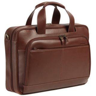 Hartmann Belting Leather Laptop Briefcase