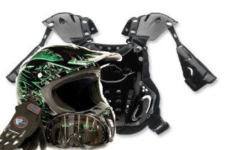 Motocross Gear Set Green 238 (XX Large)    Automotive