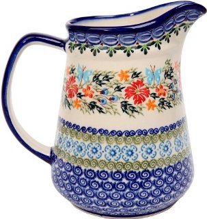 Polish Pottery Ceramika Boleslawiec, 0208/238, Pitcher