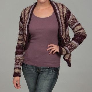 Jessica Simpson Juniors Striped Sweater