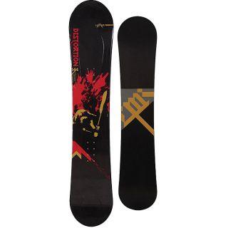 Lamar Mens 154 cm Distortion Cap Snowboard