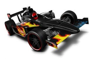 2012 IndyCar Oval Course Race Car 42/247   BLACK Toys & Games
