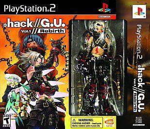 .Hack//G.U. Vol.1//Rebirth Special Edition Video Games