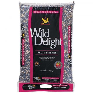 Wild Delight Fruit and Berry Seed 20 pound Mix