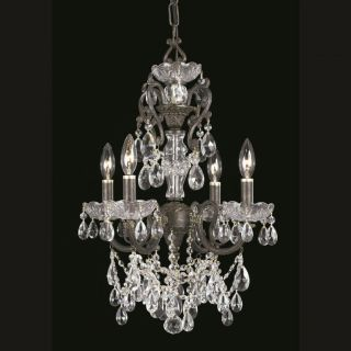 Legacy 4 light English Bronze Chandelier Today $248.99 4.6 (7 reviews