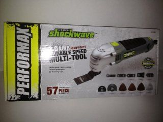 Performax Shockwave 241 0962 2.5 Heavy Duty Variable Speed Multi tool