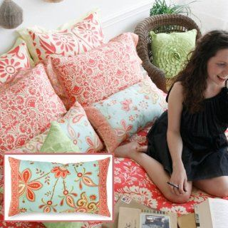 Amy Butler Full Bloom Breakfast Pillow