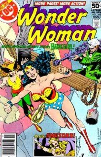 Wonder Woman #249 Hawkgirl Appearance HARRIS Books