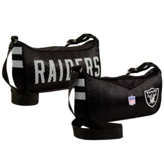 Little Earth Oakland Raiders Jersey Purse