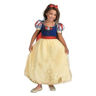 Childs Disney Snow White Princess Costume Shoes Toys & Games