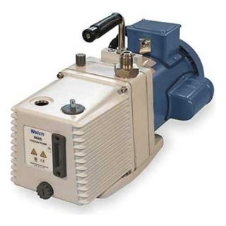 Welch 8920A 46 VACUUM PUMP 3/4 HP 7.7 CFM