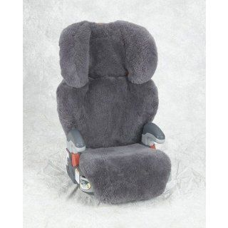 Custom Sheepskin Convertible Car Seat Cover Seat Model