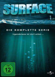 Surface   Die komplette Serie [4 DVDs] Lake Bell, Jay R