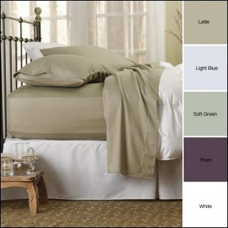 Famous Maker 400 Thread Count Deep Pocket Sheet Set