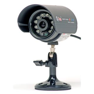 See Camera with 400TVL, 30ft of Night Vision, and Pre Installed