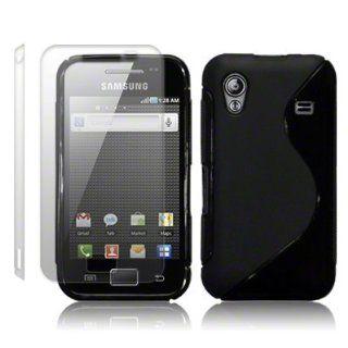 Samsung Galaxy ACE S5830 TPU Silikon Schutzhülle Case Cover Tasche in