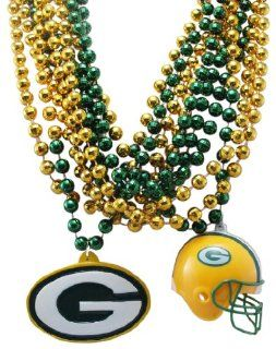 NFL Green Bay Packers Team Medallion, Mini Helmet and
